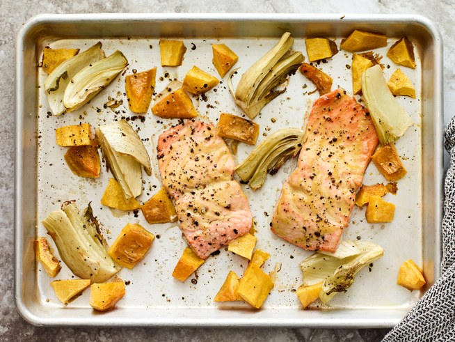 Sheet-Pan-Salmon